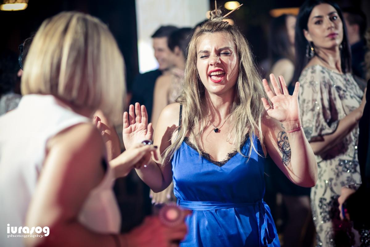 petrecere nunta restaurant Camil si Irina