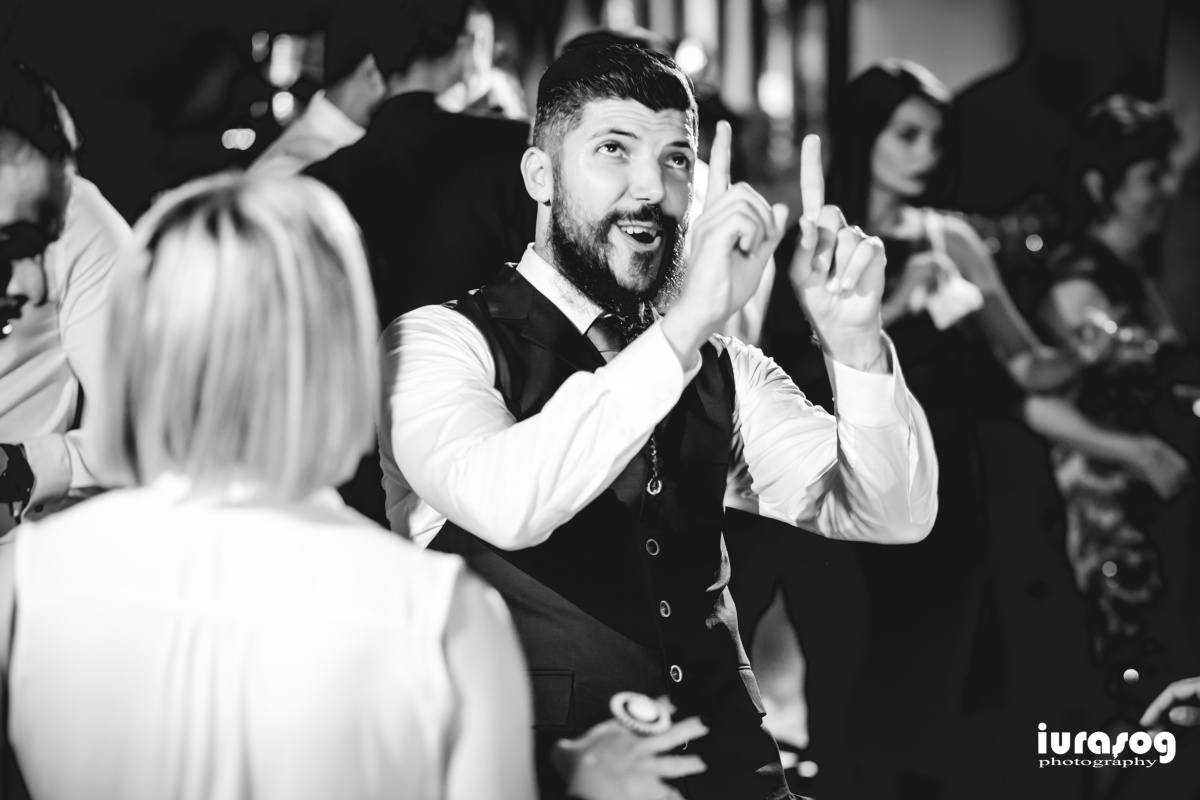 petrecere nunta craiova mire dans