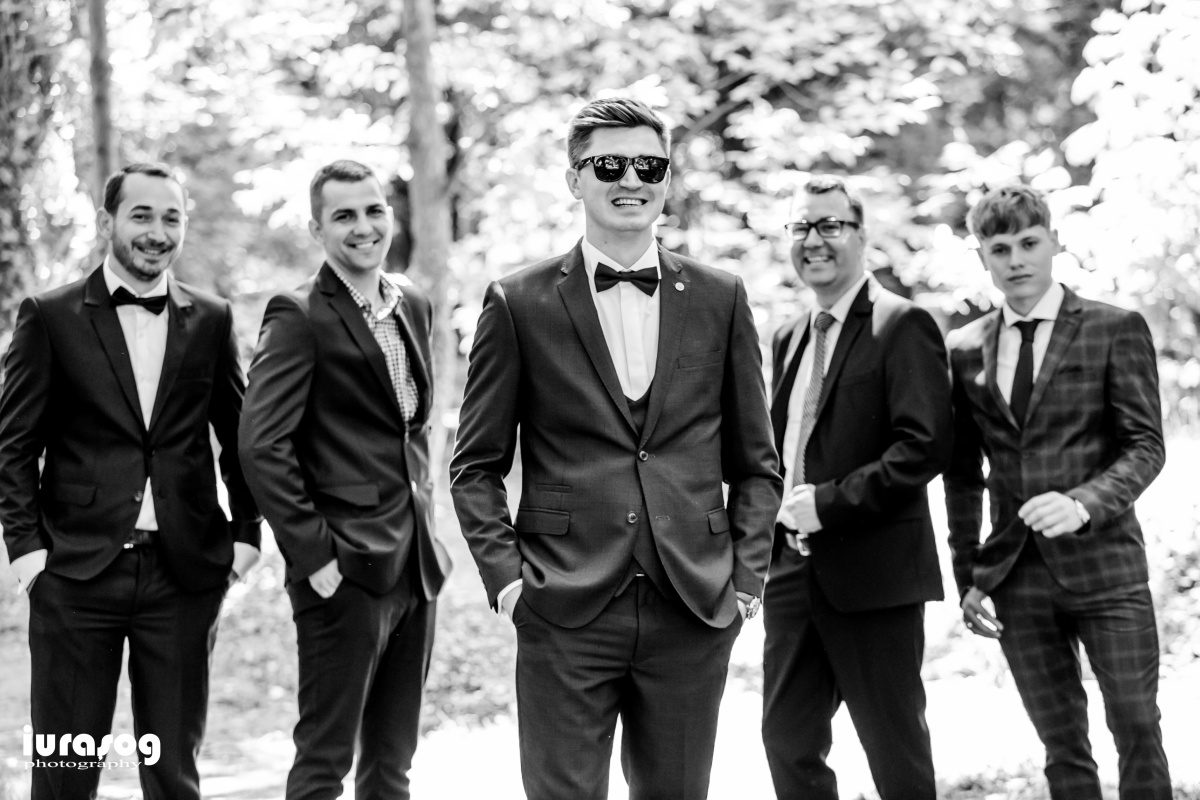 fotografie de nunta Craiova mire si cavaleri