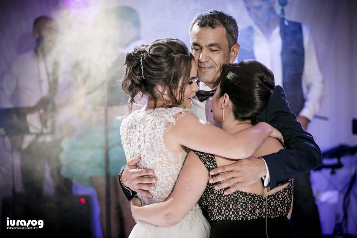 nunta Adelina si Stefan dans in familie