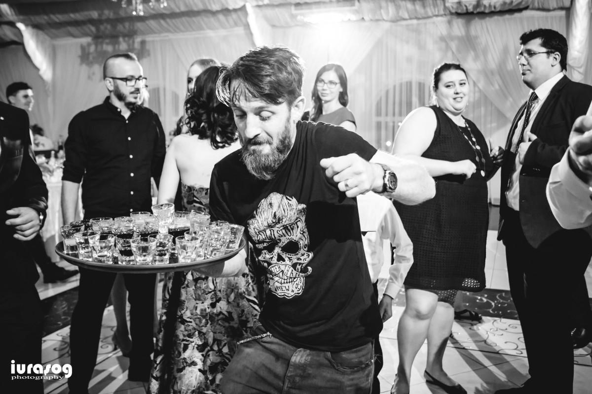 nunta Adelina si Stefan servire shoturi