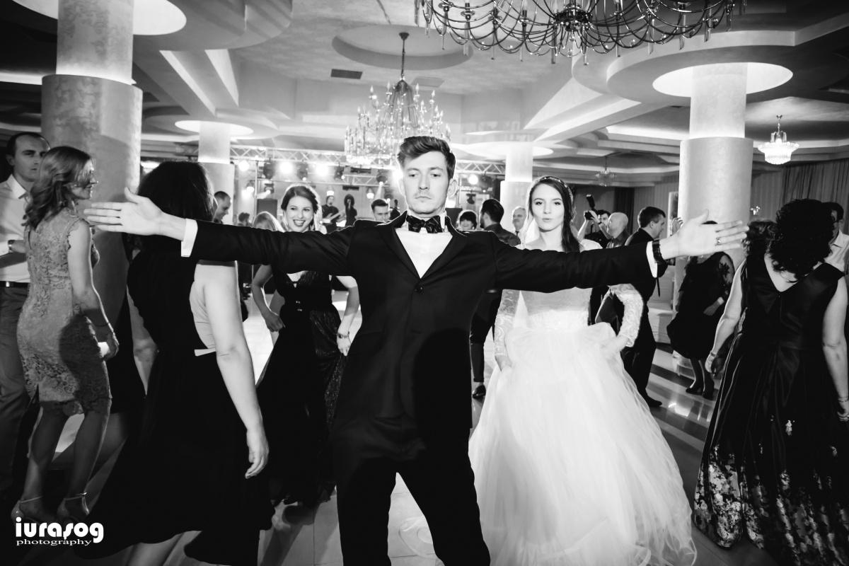 fotograf craiova nunta Irina si Stefan cel mai frumos mire