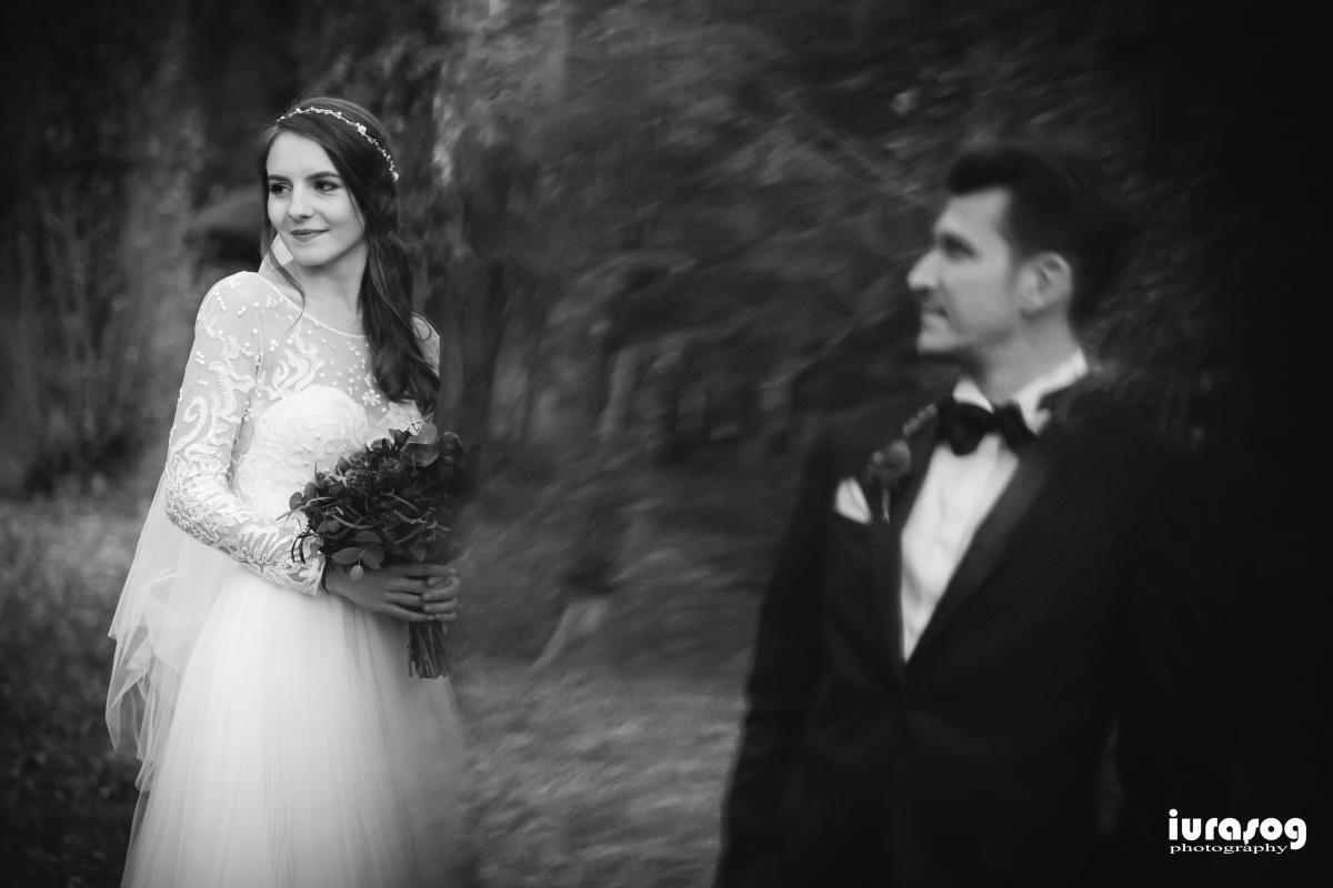 fotograf craiova nunta Irina si Stefan reflexie a mirilor