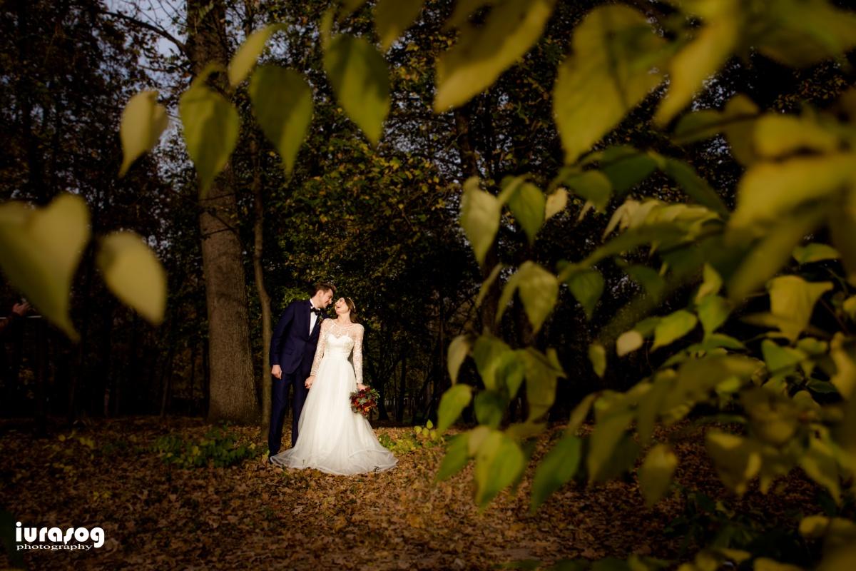 fotograf craiova nunta Irina si Stefan luminis